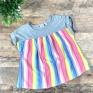 Gap Kids Rainbow 🌈 Top Size 4/5